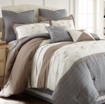 Choosing a winter comforter